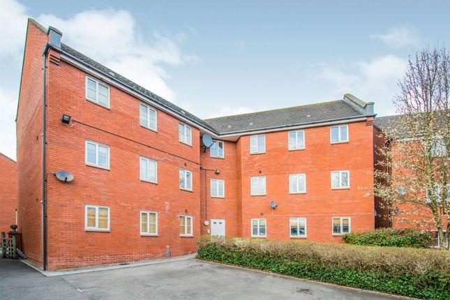 Thumbnail Flat for sale in Doe Close, Penylan, Cardiff