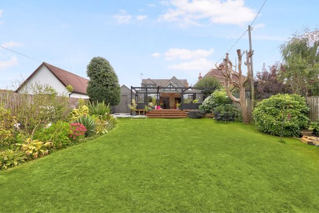 Thumbnail Detached house for sale in Rownhams Road, North Baddesley, Hampshire