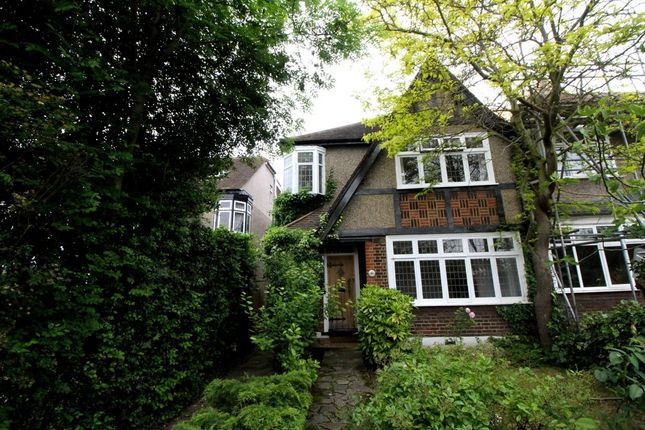 Thumbnail Semi-detached house for sale in Cedar Road, Bromley