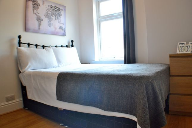 Thumbnail 4 bed shared accommodation to rent in Larges Street, Derby