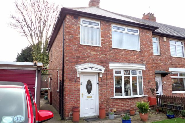 3 bed terraced house for sale in Gorse Avenue, South Shields
