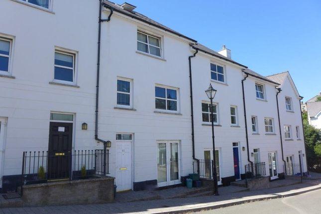 Thumbnail Town house for sale in Kensington Gardens, Haverfordwest, Pembrokeshire