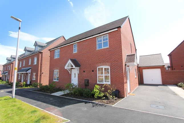 Thumbnail Detached house to rent in Macaulay Road, Bishops Itchington