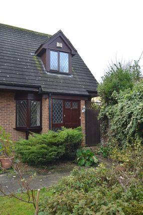 Thumbnail End terrace house to rent in Bradshaws Close, London