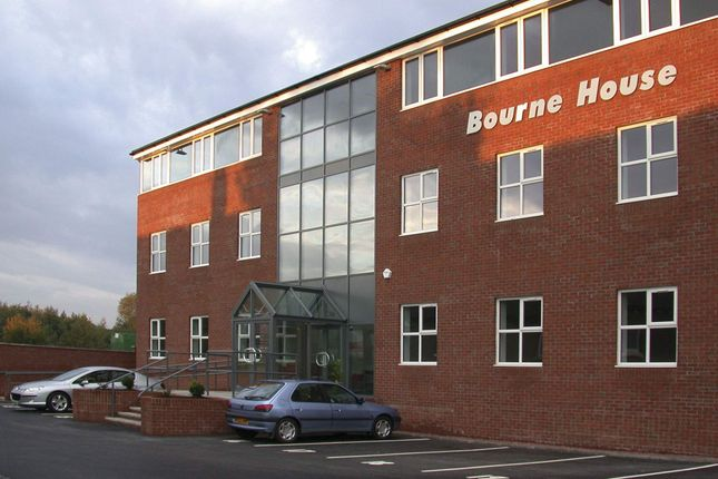 Office to let in Milbourne Street, Bourne House, Carlisle