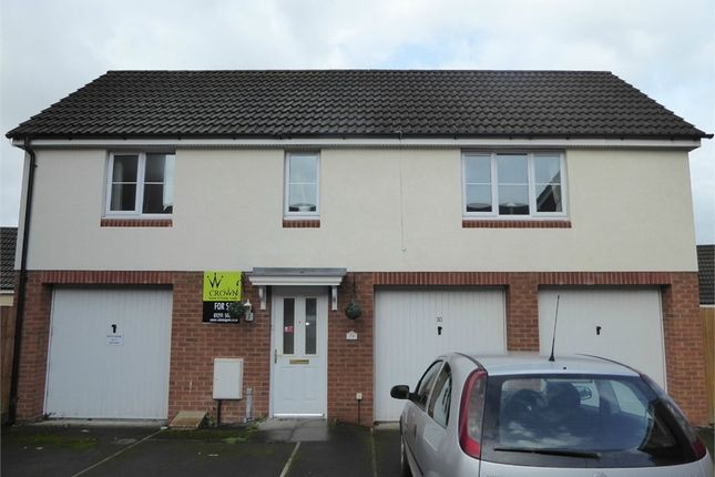 Thumbnail Flat for sale in James Stephens Way, Chepstow