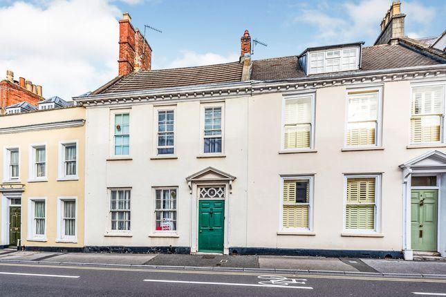 Thumbnail Flat for sale in Chamberlain Street, Wells