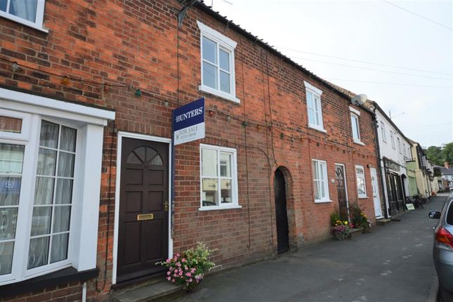 Thumbnail Terraced house for sale in Bridlington Street, Hunmanby, Filey