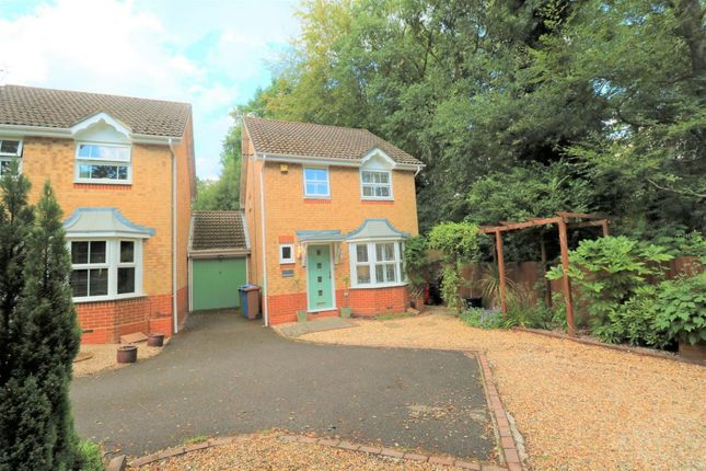Thumbnail Link-detached house for sale in College Town, Sandhurst