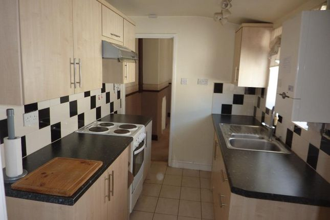 Thumbnail Terraced house to rent in Victoria Terrace, Northallerton