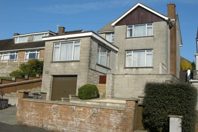 Thumbnail Detached house for sale in 4 Park Road, Haverfordwest