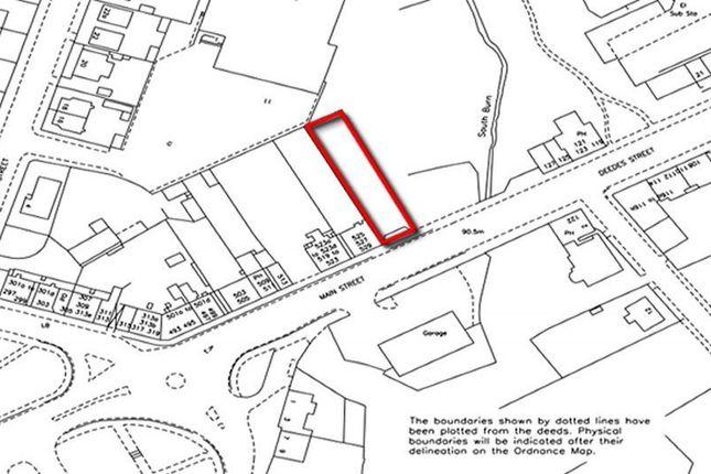 Land for sale in 531, Main Street, Coatbridge ML53Eb
