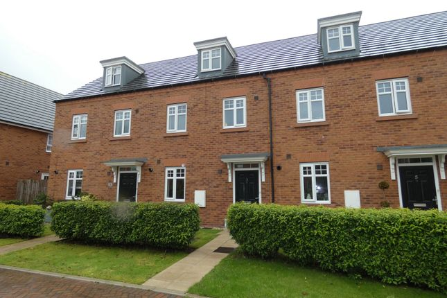 Thumbnail Property to rent in Water Lily Grove, Stapeley Gardens, Nantwich