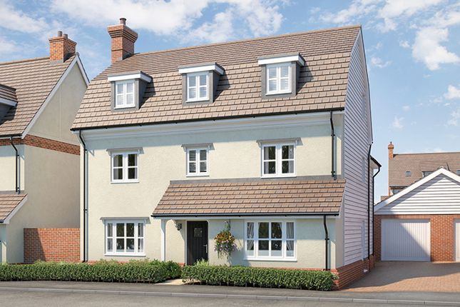 """Thumbnail Property for sale in """"The Blackmore"""" at Factory Hill, Tiptree, Colchester"""
