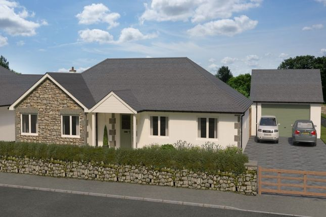 Thumbnail Bungalow for sale in Three Stacks, West Tolgus, Redruth