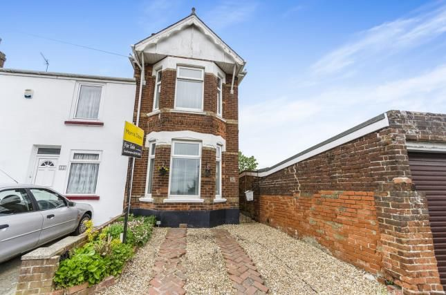 Thumbnail End terrace house for sale in Elgin Road, Southampton