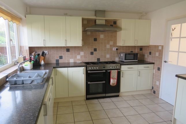 Thumbnail Property for sale in Middlemarch Road, Toftwood, Dereham