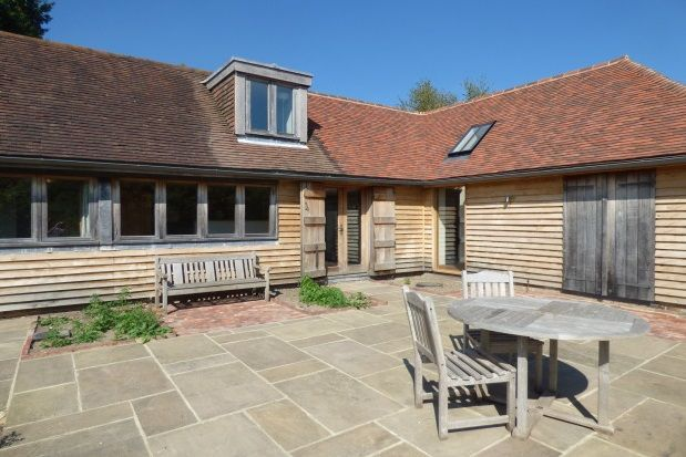 Thumbnail Barn conversion to rent in Chillies Lane, High Hurstwood, Uckfield