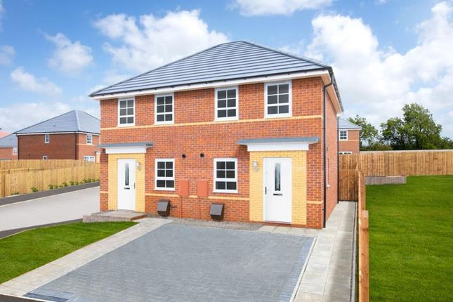 """2 bedroom terraced house for sale in """"Denford"""" at Coulson Street, Spennymoor"""
