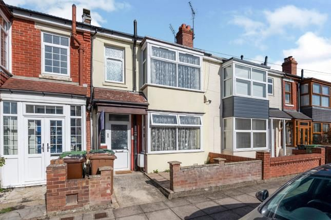 3 bed terraced house for sale in Portsmouth, Hampshire, England PO2