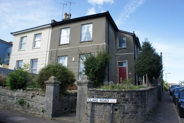 Thumbnail Flat to rent in Clare Road, Cotham, Bristol