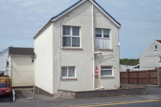Thumbnail Flat for sale in Gorswen, Carmarthen Road, Cross Hands, Llanelli