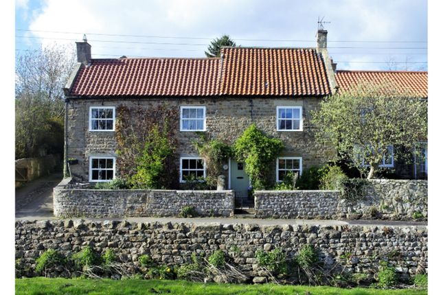 Thumbnail Link-detached house for sale in Leyburn Road, Hunton, Bedale