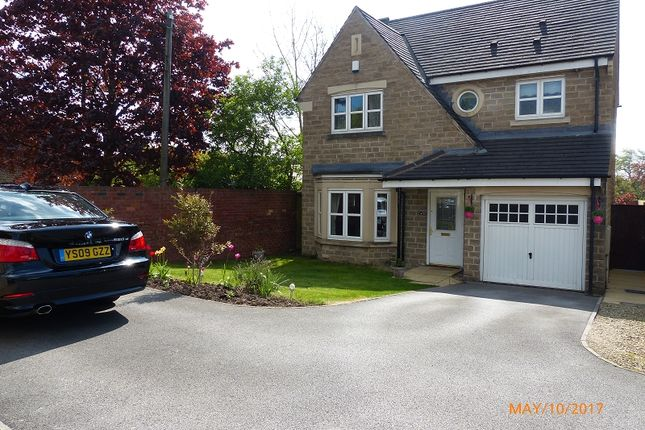 Thumbnail Detached house for sale in Turnpike Close, Birkenshaw, Bradford, West Yorkshire.