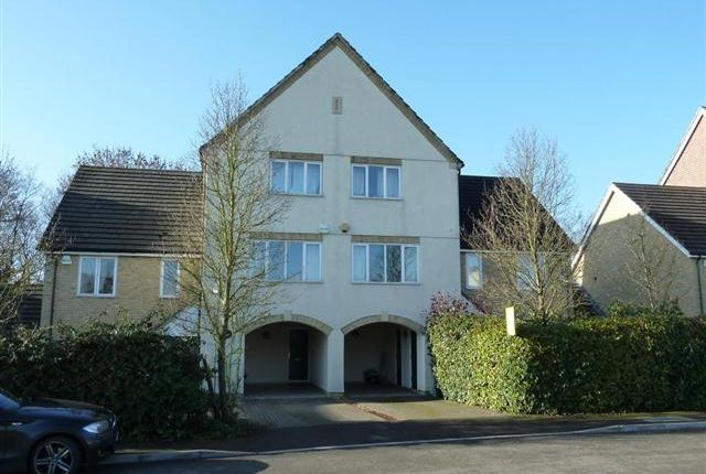 Thumbnail Town house to rent in Oakey Drive, Wokingham