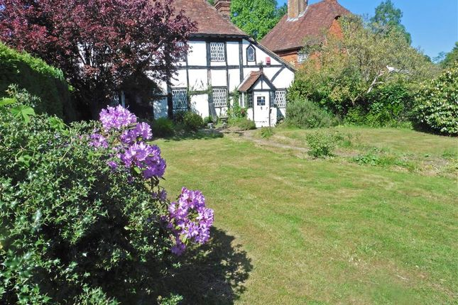 Thumbnail Property for sale in Mayfield Road, Frant, Tunbridge Wells, East Sussex