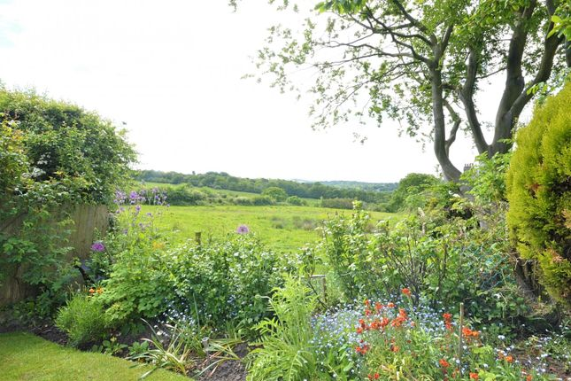 Garden And Views of Parkside Lane, Mellor, Stockport SK6