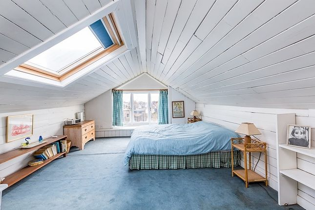 Attic Room of Chalcot Square, London NW1