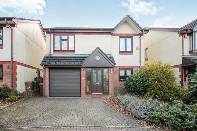 Thumbnail Detached house for sale in Priory Mill, Plympton, Plymouth