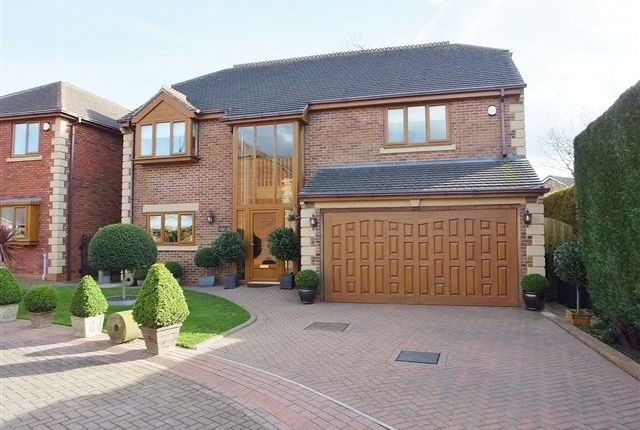 Thumbnail Detached house for sale in Paddock View, Todwick, Sheffield