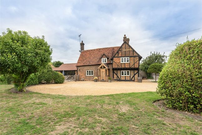 Thumbnail Detached house for sale in Moor End, Eaton Bray, Dunstable, Bedfordshire