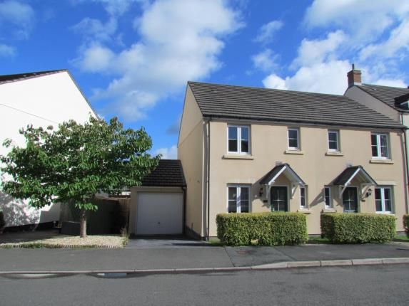 Thumbnail Semi-detached house for sale in Whitchurch, Tavistock