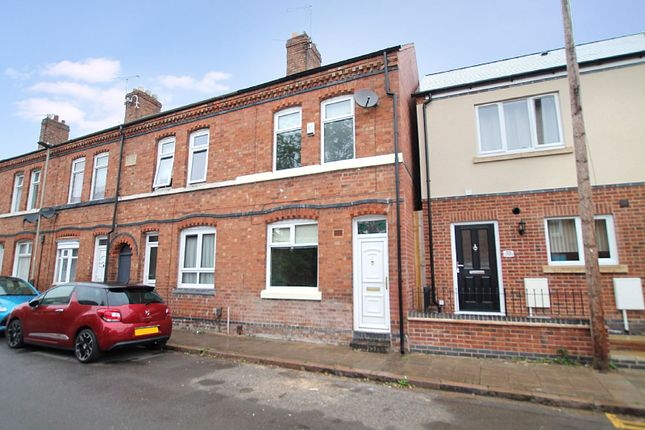 Thumbnail Terraced house to rent in Newmarket Street, Knighton, Leicester