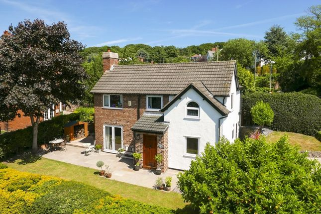 Thumbnail Detached house for sale in The Rock, Helsby, Frodsham