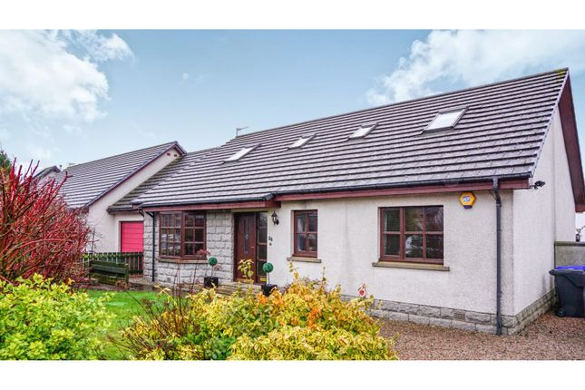 Thumbnail Detached house for sale in Reed Crescent, Laurencekirk