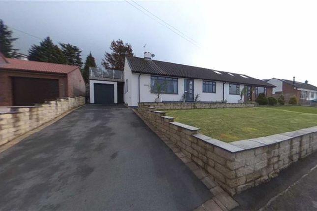Thumbnail Semi-detached bungalow for sale in Fern Crescent, Stalybridge