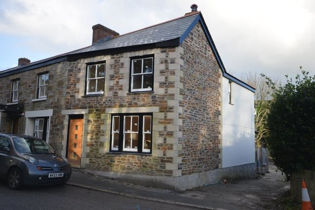 Thumbnail Bungalow for sale in High Street, Chacewater, Truro