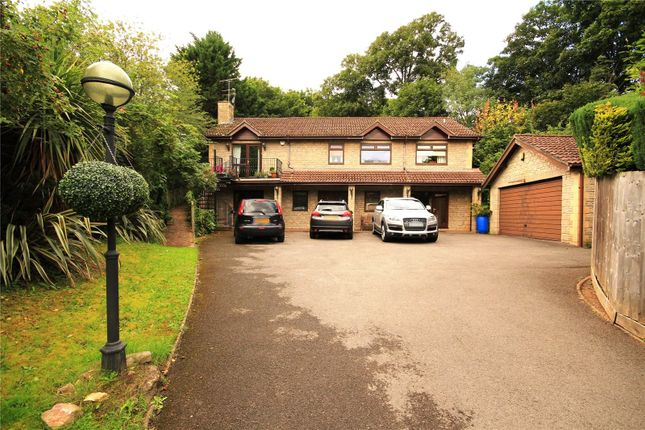 Thumbnail Detached house for sale in Frenchay Road, Frenchay, Bristol