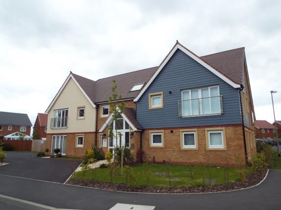 Thumbnail Flat for sale in Windward Avenue, Fleetwood