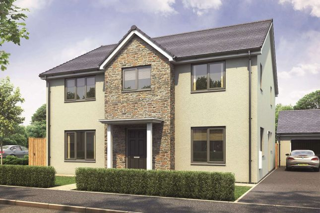 Thumbnail Detached house for sale in Sampys Hill, Mawnan Smith, Falmouth