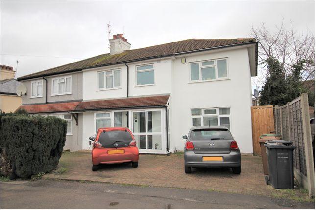 Thumbnail Semi-detached house for sale in Cranborne Road, Potters Bar