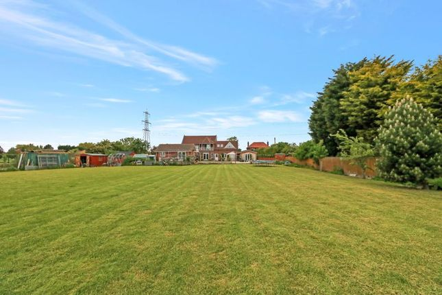 Thumbnail Detached house for sale in Dunswell Lane, Dunswell, East Yorkshire