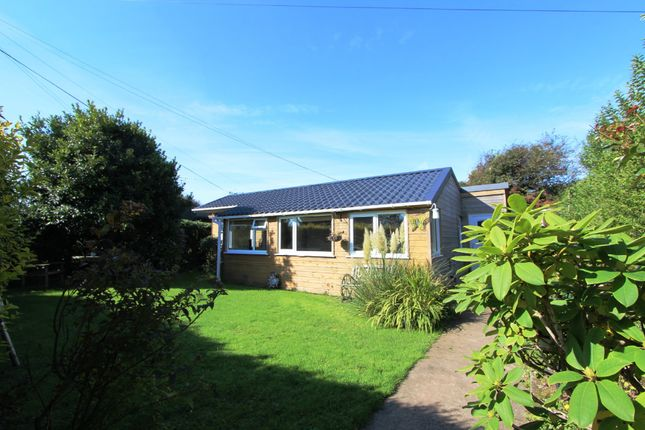 Thumbnail Detached bungalow for sale in Freathy, Whitsand Bay, Torpoint