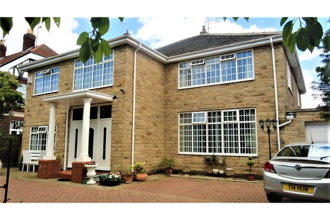 Thumbnail Detached house for sale in The Grove, Hartlepool