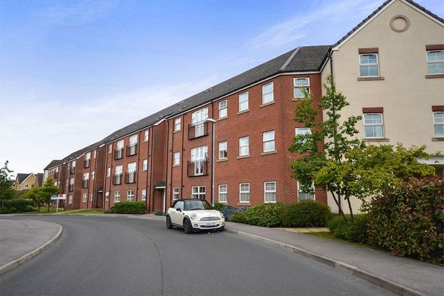 Thumbnail 1 bed flat to rent in Meadow Side Road, East Ardsley, Wakefield
