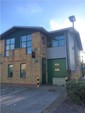 Thumbnail Industrial to let in Unit 13, First Quarter, Blenheim Road, Epsom, Surrey